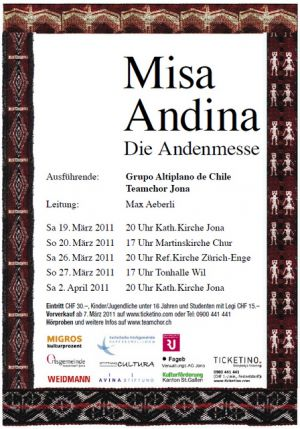 20110319 000000 TC Misa Andina Flyer